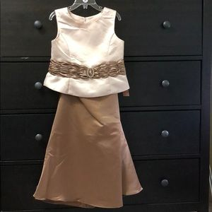 TipTop Two Piece Formal Outfit.